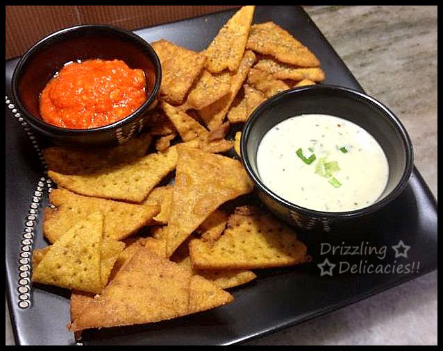 Easy Homemade Nacho Chips (6/6)