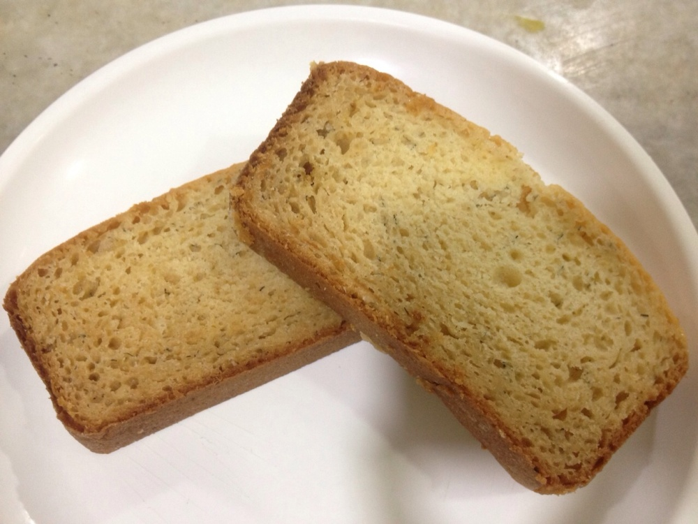 Banana Cake/Bread (3/4)