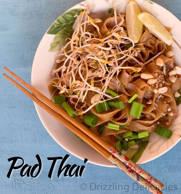 Pad Thai Vegetarian