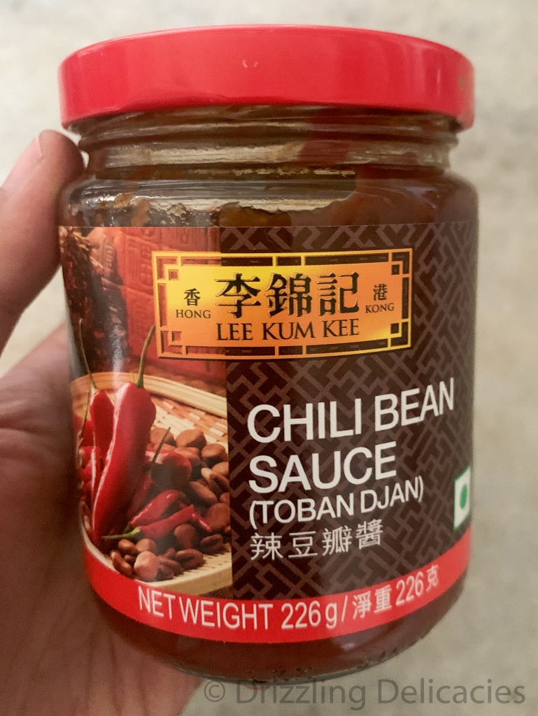 lee kum kee chili bean sauce vegetarian
